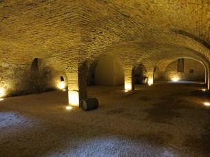 Savigny-lès-Beaune Cave Cistercienne c