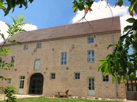 Historic Winery renovated